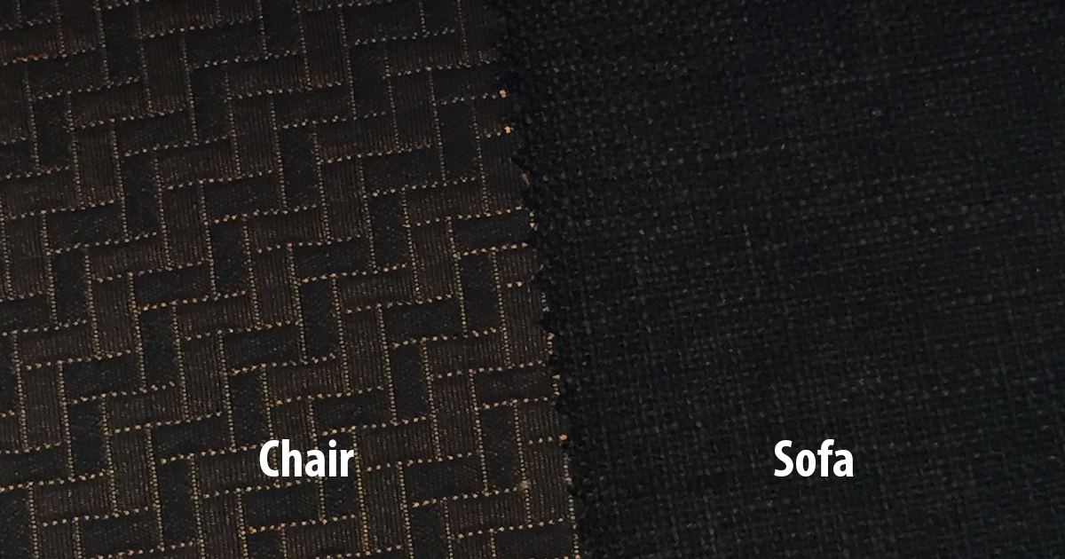 Chair and Sofa Fabrics