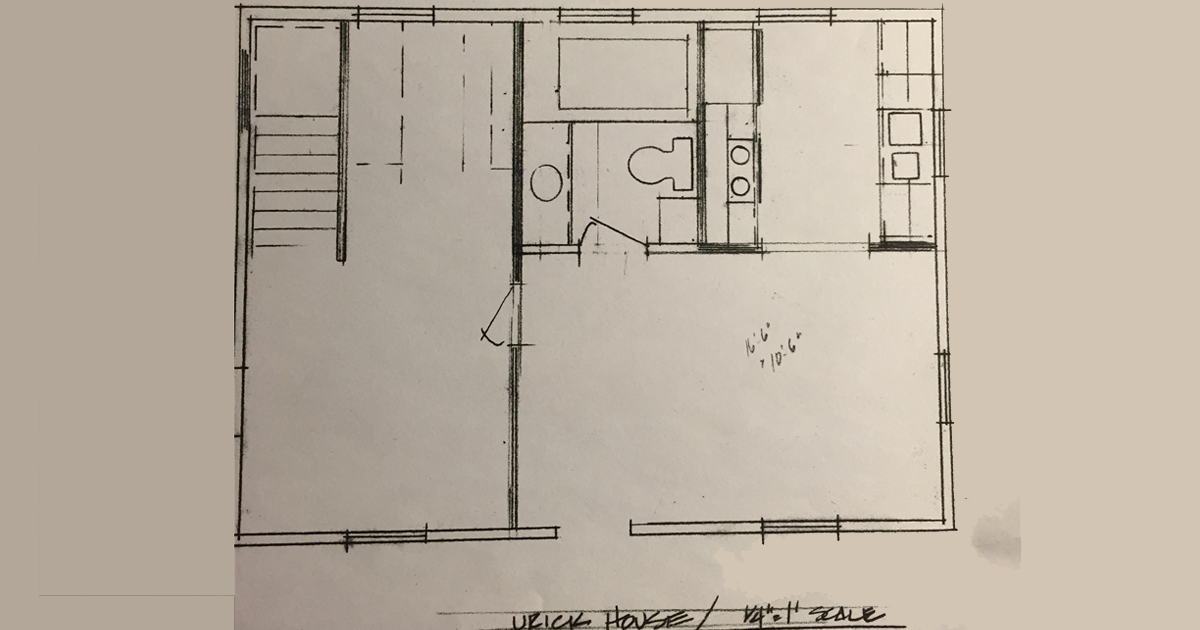 The Approved Architect-Rendered Floor Plan